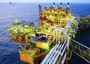 Oil & Gas Supply Chain Logisitcs