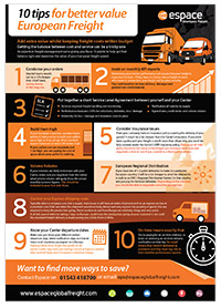 10 tips for better value freight