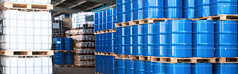 Chemical Supply Chain Logistics
