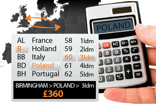 Polish Freight Cost